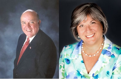 James W. Hunt, Jr. and Antonia McGuire